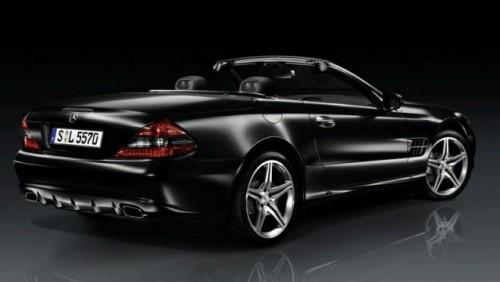 Editii speciale Mercedes pentru SL si SLK18475