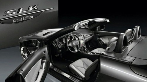 Editii speciale Mercedes pentru SL si SLK18477