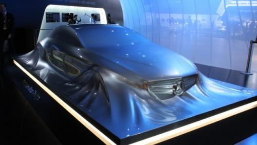 Detroit LIVE: Sculptura Mercedes, noul design al marcii18464