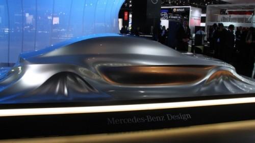 Detroit LIVE: Sculptura Mercedes, noul design al marcii18466
