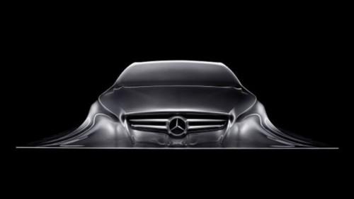 Detroit LIVE: Sculptura Mercedes, noul design al marcii18472