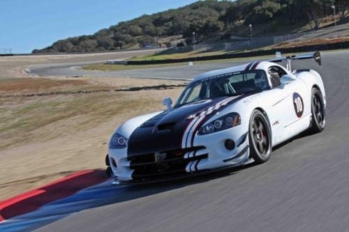 Detroit LIVE: Dodge Viper SRT10 ACR-X18426