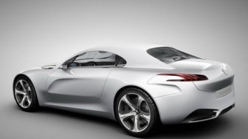 FOTO: Conceptul Peugeot SR118409