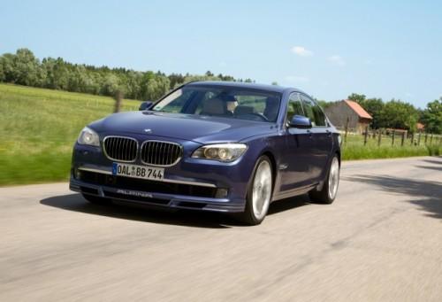 BMW va lansa Alpina B718392