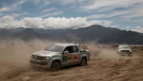 Volkswagen Amarok este folosit la Raliul Dakar18365