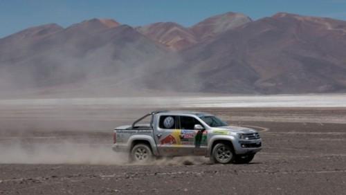 Volkswagen Amarok este folosit la Raliul Dakar18366