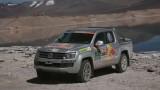 Volkswagen Amarok este folosit la Raliul Dakar18367
