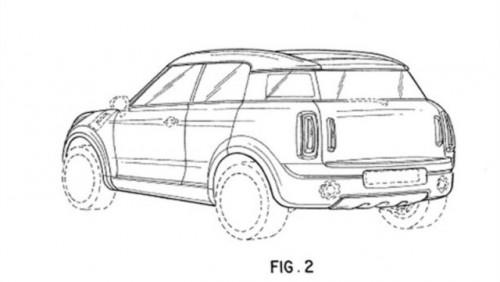 Mini 4x4: design-ul patentat18356