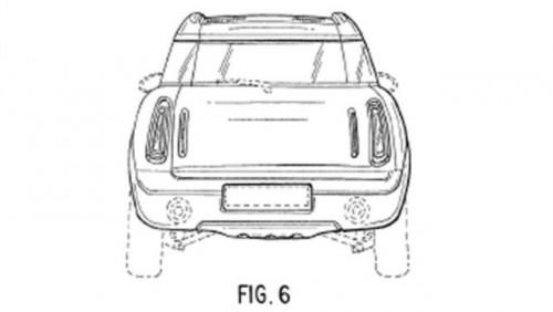 Mini 4x4: design-ul patentat18359
