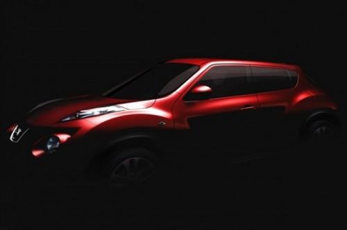 Nissan pregateste noul crossover Juke18333