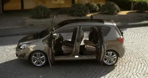 VIDEO: Opel Meriva se prezinta18332