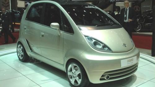 Incredibil: Tata Nano va avea o versiune de 220.000 de dolari18331