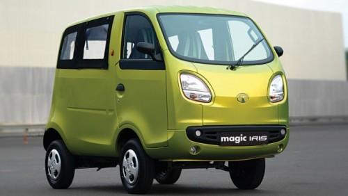 Tata Magic Iris, inlocuitorul tricicletelor motorizate din India18324