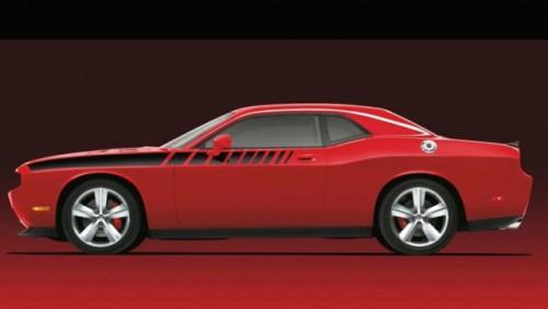 Dodge prezinta noul pachet de exterior pentru Challenger18301