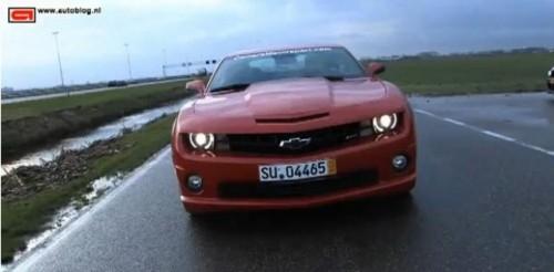 VIDEO: Chevrolet Camaro intra pe mainile lui Mika Salo18272