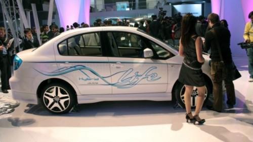 Suzuki prezinta hibridul SX418265