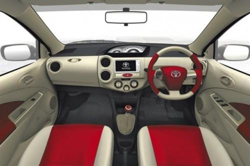 Noul model low-cost Toyota: Etios18244