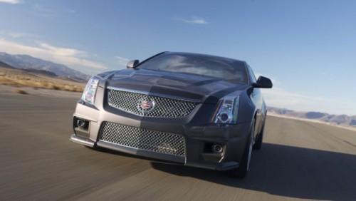 Avanpremiera Detroit 2010: Cadillac CTS-V Coupe18202