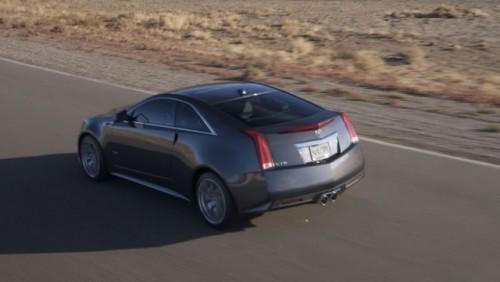 Avanpremiera Detroit 2010: Cadillac CTS-V Coupe18203