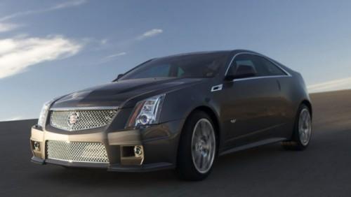 Avanpremiera Detroit 2010: Cadillac CTS-V Coupe18205