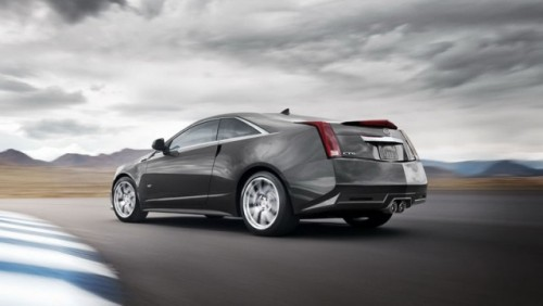 Avanpremiera Detroit 2010: Cadillac CTS-V Coupe18206