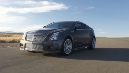 Avanpremiera Detroit 2010: Cadillac CTS-V Coupe18209