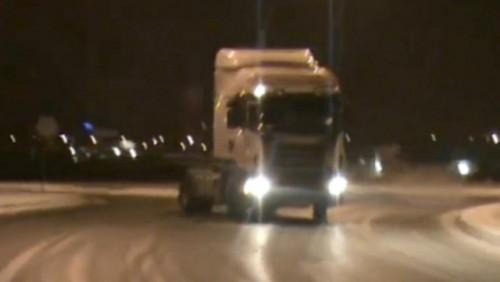 VIDEO: Si camioanele pot face drifturi18163