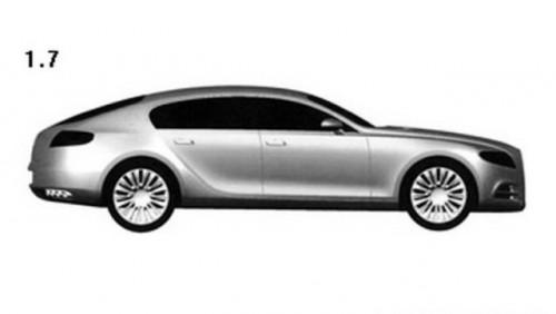 Bugatti a inregistrat design-ul noului 16C Galibier Sport sedan18122