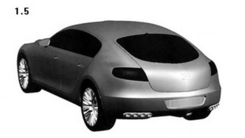 Bugatti a inregistrat design-ul noului 16C Galibier Sport sedan18124