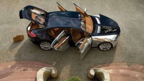 Bugatti a inregistrat design-ul noului 16C Galibier Sport sedan18126