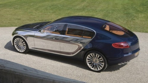 Bugatti a inregistrat design-ul noului 16C Galibier Sport sedan18129