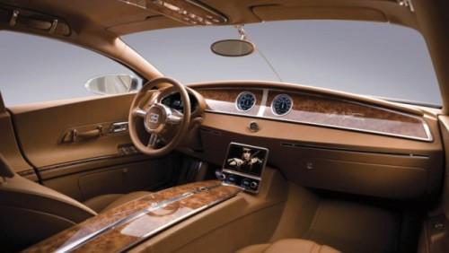 Bugatti a inregistrat design-ul noului 16C Galibier Sport sedan18131