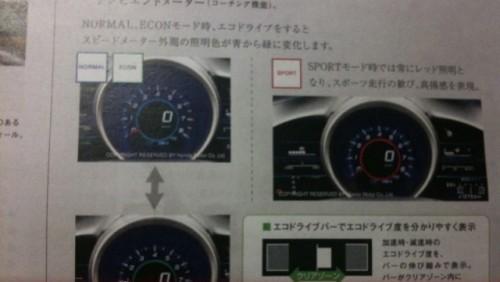 Brosura noului Honda CR-Z18089