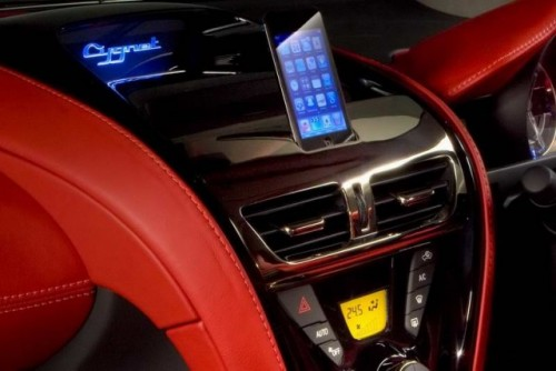 Premiera: Aston Martin Cygnet18070