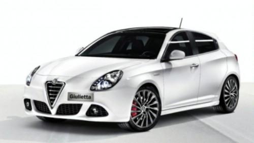 Alfa Romeo Giulietta, lansata online17973