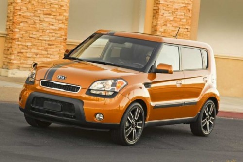 Kia Soul -editia limitata- Ignition17934