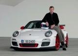 Walter Rohrl, pilot Porsche la cursa de 24h de la Nurburgring17900