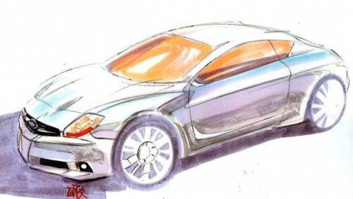 Subaru este reticient in legatura cu Coupe-ul FT-8617891