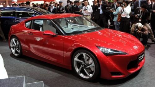 Subaru este reticient in legatura cu Coupe-ul FT-8617892
