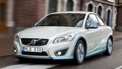 Volvo prezinta noul C30 electric17876