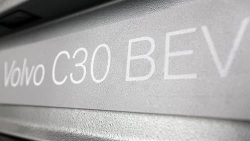 Volvo prezinta noul C30 electric17882