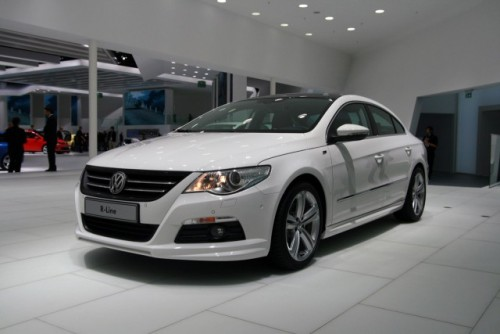 Volkswagen Passat CC R-line:disponibil in Europa17870