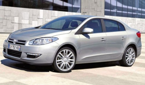 Dacia pregateste un sedan bazat pe Renault Fluence17740