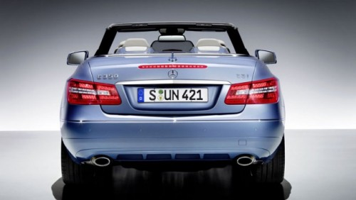 OFICIAL: Noul Mercedes E-Klasse Cabrio17705