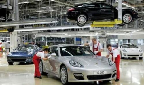 Porsche a produs 10.000 unitati Panamera17699