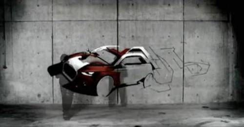 VIDEO: Audi pregateste lansarea lui A117697