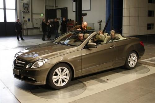Mercedes a prezentat noul E-Klasse Cabrio17621