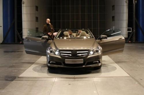 Mercedes a prezentat noul E-Klasse Cabrio17622