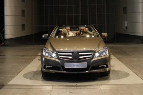 Mercedes a prezentat noul E-Klasse Cabrio17623