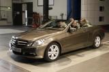 Mercedes a prezentat noul E-Klasse Cabrio17617